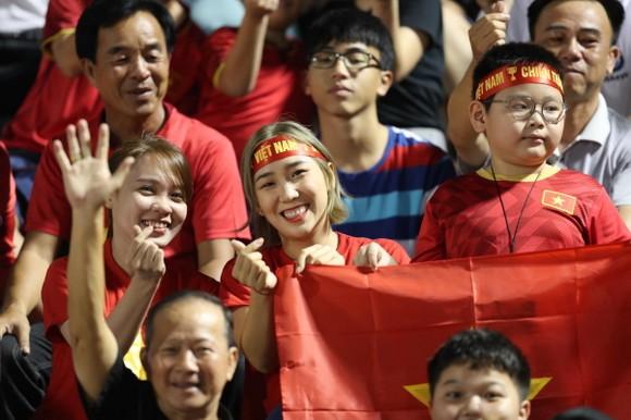 Đức Chinh ghi bàn, U22 Việt Nam hòa tẻ nhạt U22 UAE  ảnh 4