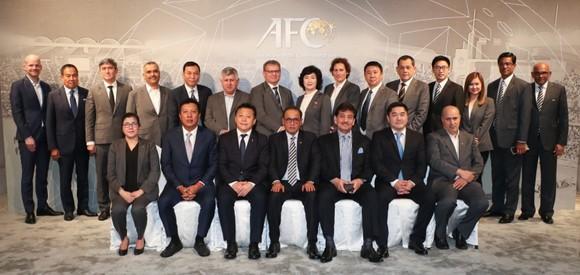 AFC có những quyết định quan trọng tại phiên họp