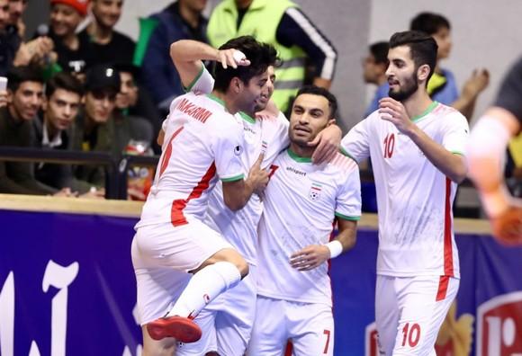Iran đang là đội ĐKVĐ