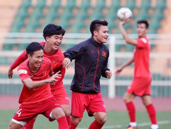 Tuyển Việt Nam bảo vệ ngôi vương AFF Cup vào cuối năm ảnh 1