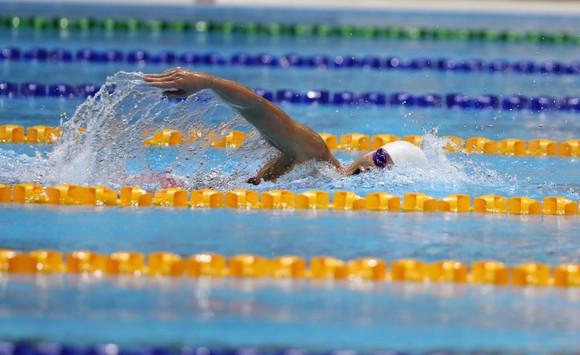 Chia tay Mỹ, Ánh Viên về nước tập luyện chờ lấy chuẩn dự Olympic ảnh 2