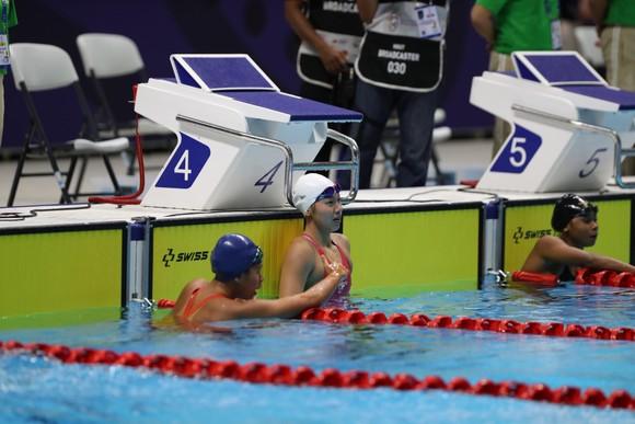 Chia tay Mỹ, Ánh Viên về nước tập luyện chờ lấy chuẩn dự Olympic ảnh 3