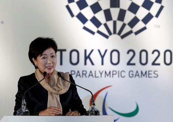 Bà Yuriko Koike khẳng định Olympic Tokyo 2020 sẽ diễn ra trong an toàn.