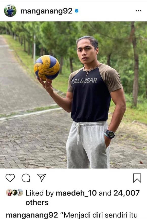 'Sát thủ' Aprilia Manganang chia tay sự nghiệp bóng chuyền ở tuổi 28 ảnh 2