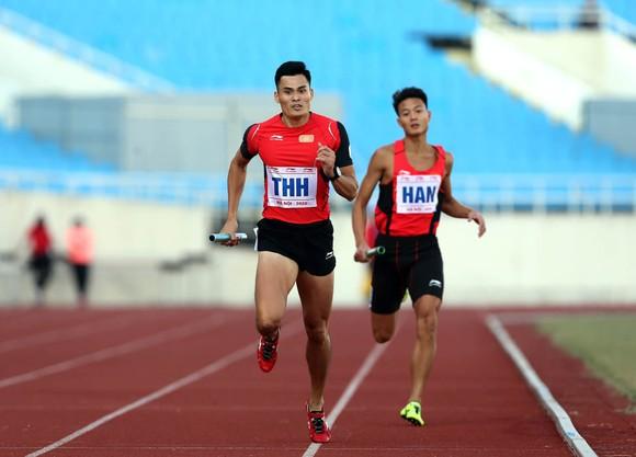 Giải điền kinh VĐQG 2020: Ngần Ngọc Nghĩa phá kỷ lục quốc gia cự ly 100m ảnh 5
