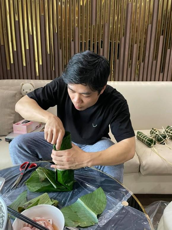 Sao thể thao Việt rạng ngời đón Xuân ảnh 1