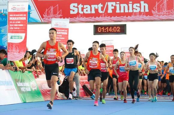 Dự kiến có khoảng 4.000 VĐV tham dự giải marathon báo Tiền Phong và Giải marathon vô địch quốc gia năm 2021.