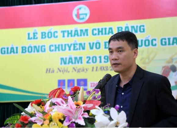 TTK VFV Lê Trí Trường cho biết đến hiện tại mới có 1 ứng cử viên cho vị trí Chủ tịch liên đoàn.
