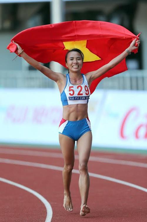 VĐV Phạm Thị Bình: 'Tôi vẫn chạy chân đất' ảnh 1