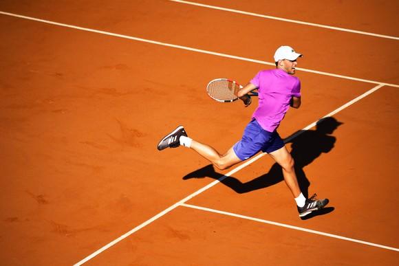 Adidas ra mắt dòng sản phẩm tennis bền vững với môi trường ảnh 3