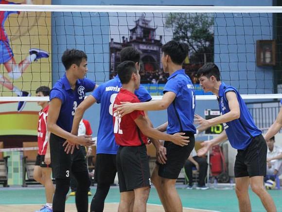 Đội bóng chuyền nam Hà Nội vẫn đang gặp khá nhiều khó khăn ở mùa giải năm nay.