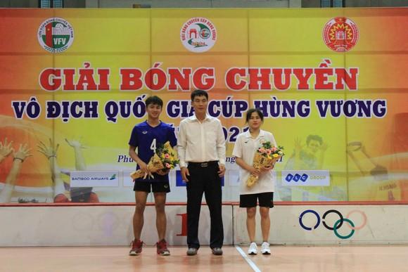 Cúp bóng chuyền Hùng Vương 2021: S.Khánh Hòa bảo vệ thành công danh hiệu ảnh 5
