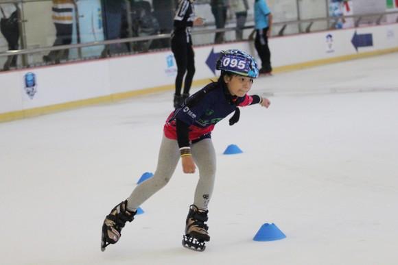 Giải Vô địch trẻ Trượt băng tốc độ toàn quốc năm 2021: Tìm kiếm nhân tài cho đội tuyển quốc gia ảnh 5