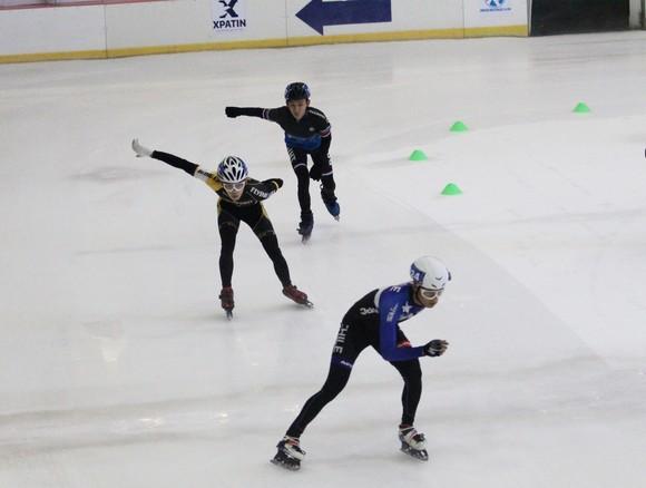 Giải Vô địch trẻ Trượt băng tốc độ toàn quốc năm 2021: Tìm kiếm nhân tài cho đội tuyển quốc gia ảnh 2