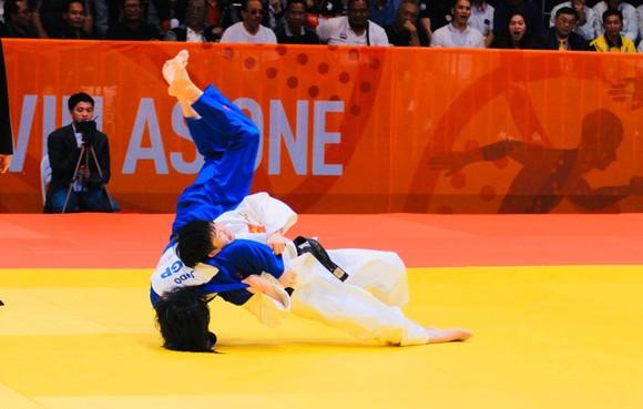 Không thi đấu quốc tế, judo Việt Nam chưa chắc có vé Olympic ảnh 1