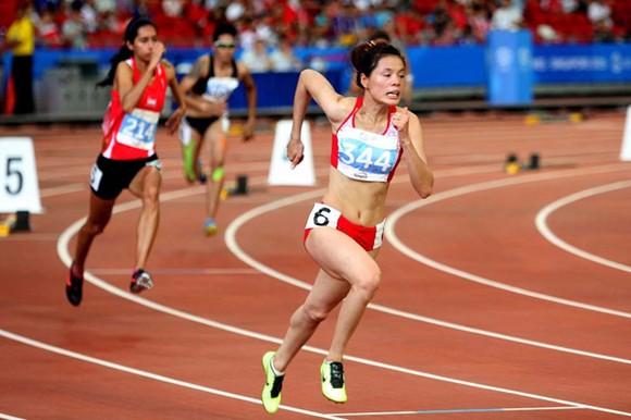 Điền kinh Việt Nam sẽ tham dự Olympic bằng vé mời ảnh 1