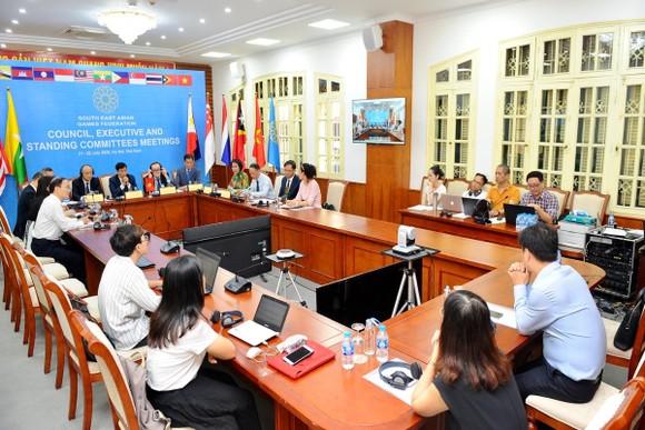 Hội nghị trực tuyến về SEA Games 31 sẽ tiếp tục được Việt Nam điều hành.