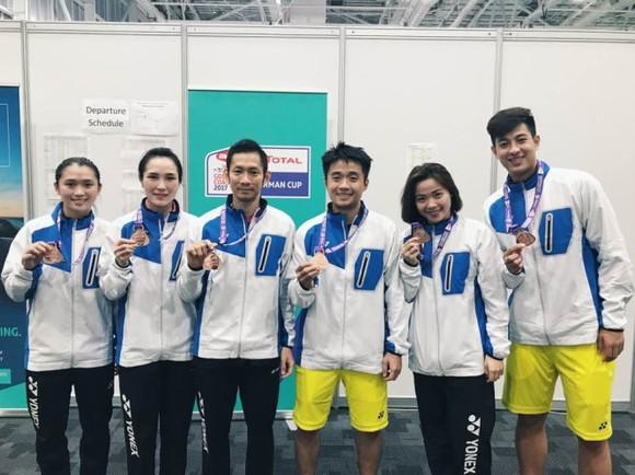 Bóng chuyền thiếu Quản Trọng Nghĩa, cầu lông đợi chuyên gia Indonesia ảnh 1