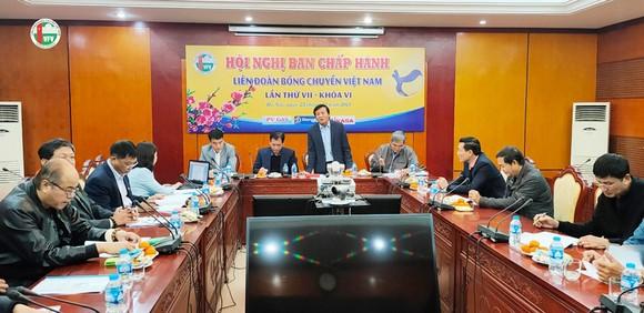 Liên đoàn bóng chuyền Việt Nam sẽ tổ chức đại hội trong năm 2021.