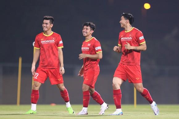 AFC giám sát chặt các buổi tập của đội tuyển Việt Nam ảnh 4