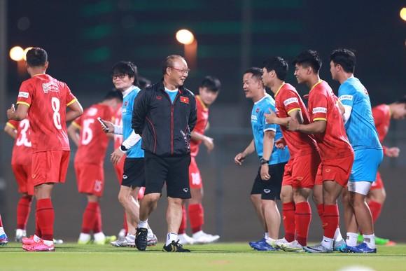 AFC giám sát chặt các buổi tập của đội tuyển Việt Nam ảnh 1
