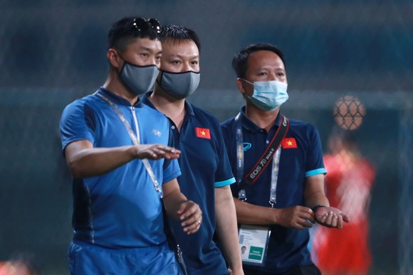 AFC giám sát chặt các buổi tập của đội tuyển Việt Nam ảnh 2