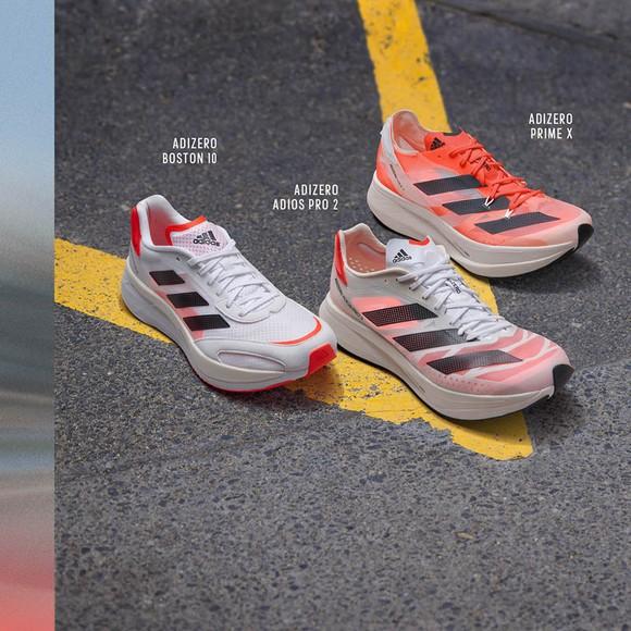 Adidas chinh phục tốc độ với siêu giày Adizero mới ảnh 3