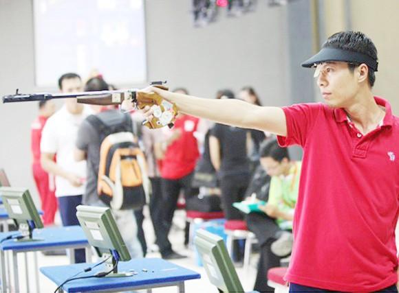 Xạ thủ Trần Quốc Cường.