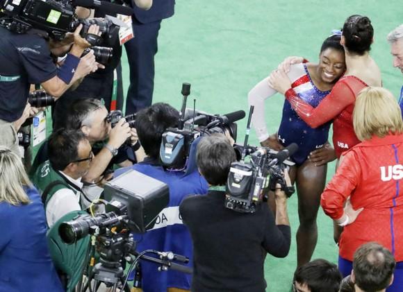 Tác nghiệp tại Olympic không hề có sự an nhàn ảnh 1