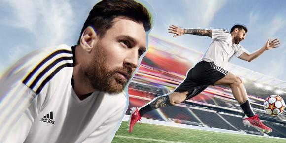 adidas X SpeedFlow hứa hẹn sẽ cùng Lionel Messi kiến tạo nên những bàn thắng lịch sử.