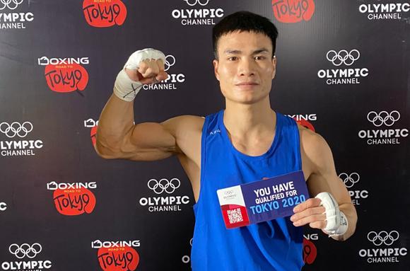 Nguyễn Văn Đương đã thắng trận ra quân.