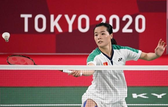 Tay vợt Nguyễn Thuỳ Linh. Ảnh: Getty Images