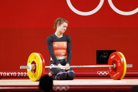 Môn cử tạ đối diện nguy cơ vắng mặt ở Olympic Paris 2024.