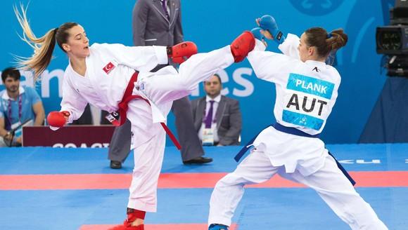 Cử tạ, karate có thể không xuất hiện tại Olympic Paris 2024? ảnh 1