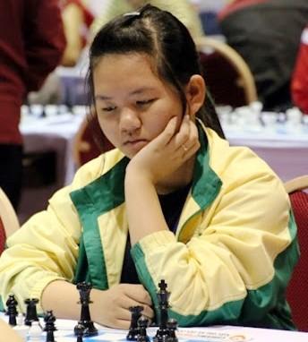 Kỳ thủ Bạch Ngọc Thùy Dương (TPHCM) lọt vào vòng chung kết Giải cờ nhanh trẻ thế giới 2021.
