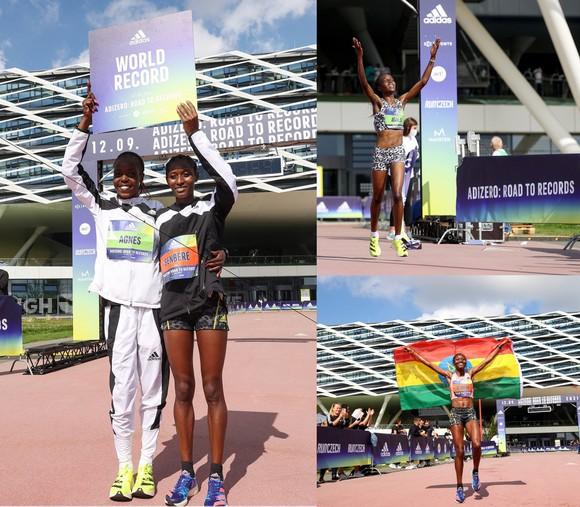 Sự kiện marathon adidas adizero - Road to Records xác lập 2 kỷ lục thế giới mới ảnh 1