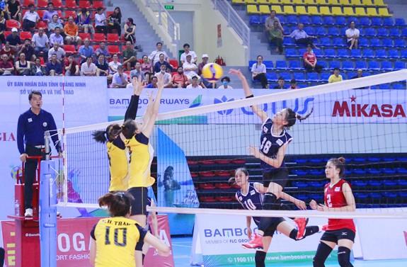 Bóng chuyền là một trong những môn đỉnh cao đang chờ được tổ chức thi đấu trở lại.