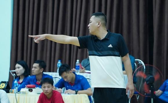 Bóng chuyền Thể Công nỗ lực giành huy chương ở vòng 2 giải Vô địch quốc gia 2021 ảnh 1