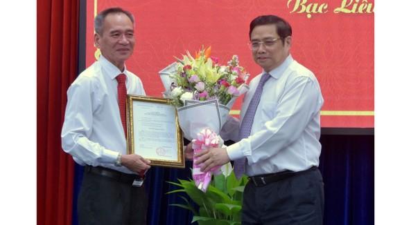 Ông Lữ Văn Hùng giữ chức Bí thư Tỉnh ủy Bạc Liêu ảnh 1