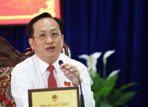 Ông Phạm Văn Thiều được bầu làm Chủ tịch UBND tỉnh Bạc Liêu ảnh 1