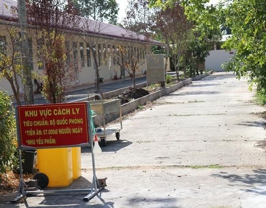 Cà Mau: Khởi tố vụ án chống người thi hành công vụ xảy ra tại khu cách ly