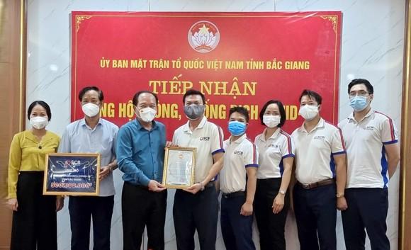 SCB 'chia lửa' cùng Bắc Ninh, Bắc Giang ảnh 1