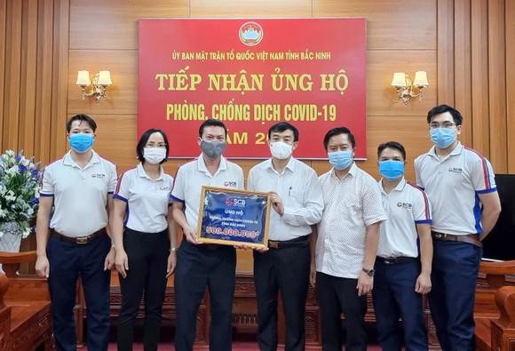 SCB 'chia lửa' cùng Bắc Ninh, Bắc Giang ảnh 2