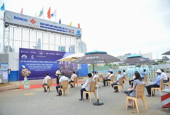 Tái khởi động dự án Khu phức hợp Sóng Việt – The Metropole Thủ Thiêm ảnh 1