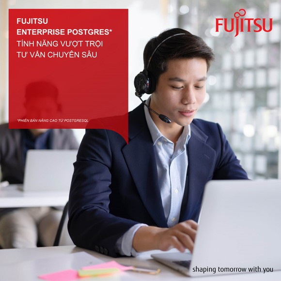 Ra mắt Fujitsu Enterprise Postgres - sản phẩm 'cơ sở dữ liệu' đáng tin cậy và mạnh mẽ ảnh 1