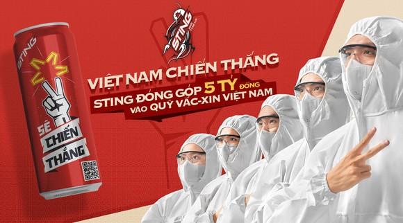 """Sting phiên bản lon cao giới hạn """"Sẽ Chiến Thắng"""" lan tỏa niềm tin Việt Nam sẽ chiến thắng đại dịch"""