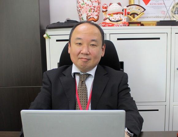 AEON Việt Nam bổ nhiệm tân Tổng Giám đốc ảnh 1