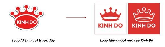 Logo (diện mạo) trước đây Logo (diện mạo) mới của Kinh Đô