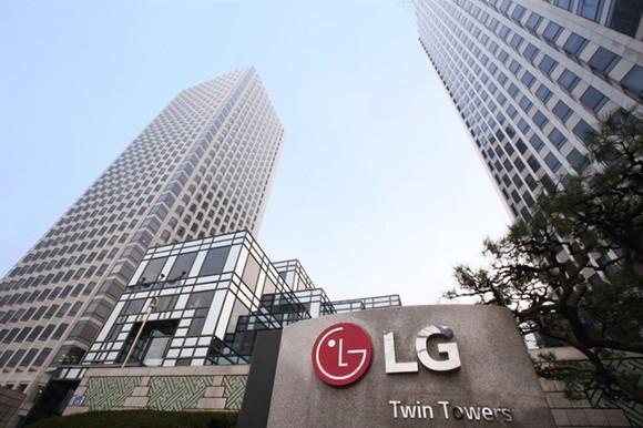 Tòa tháp đôi LG - trụ sở chính của công ty tại Seoul, Hàn Quốc