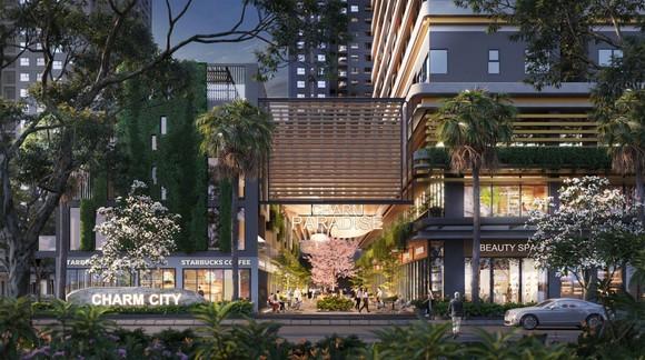 Charm Diamond và những lợi thế làm bùng nổ thị trường căn hộ Dĩ An ảnh 2